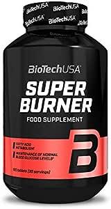 Super Fat Burner, 120 comprimate, Biotech USA