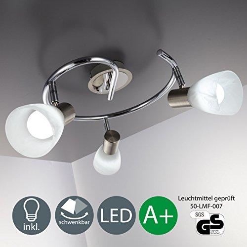 Lampada da soffitto LED lampada rotante lampada da soffitto LED lampada da soffitto LED Faretto Spot LED Spot Lampada da soffitto LED lampada da salotto
