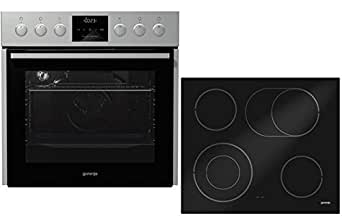 gorenje green chili pyro herd kochfeld kombination a 0 85 kwh 67 l pyrolyse reinigung. Black Bedroom Furniture Sets. Home Design Ideas