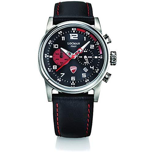 Reloj Locman Ducati d105a01s-00bkrpkr
