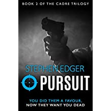 Pursuit (The Cadre Trilogy Book 2)