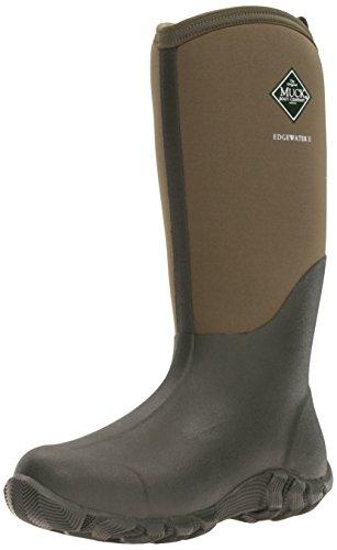 Muck Boot Edgewater II Neoprene Wellington Boot, Brown (Moss), 9 UK 43 5d8bb704f82e