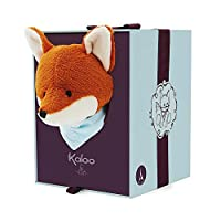 Kaloo Les Amis Paprika Fox Plush Toy
