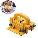 Womdee 3D Pushblock per Seghe da Tavolo, Blocco Sega da Tavolo di Sicurezza per Falegnameria, Seghe da Banco, Tavoli di Fresatrici, Seghe a Nastro e Giunture
