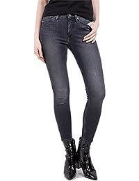 CALVIN KLEIN - Jeans - Femme noir noir