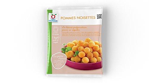 Toupargel Pommes Noisettes 1 kg Surgelé