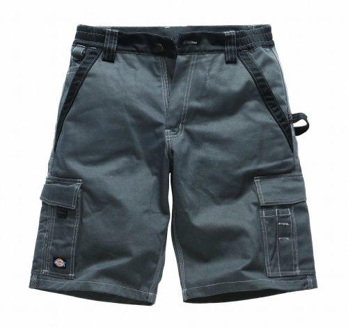 Preisvergleich Produktbild Dickies Zweifarbige kurze Hose Shorts - Grau/Schwarz, 44