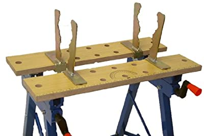 Forest Master Log Bench Jaws for Workbench