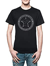 d08dda46a582 Vendax The Sisters of Mercy - The Worlds End - Utterly Bastard Groovy  T-Shirt