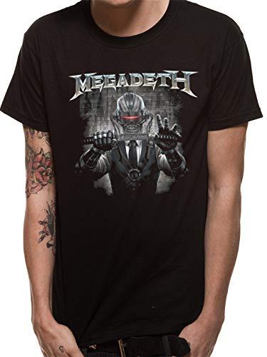 T-Shirt (Unisex-Xl) Rust in Peace Blade (Black)