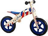 Yipeeh volare0042512Zoll Volare Police Jungen Balance Bike aus Holz