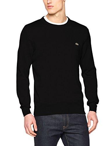Lacoste Herren Pullover Noir (Noir/Farine)