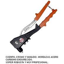 MC-2003 Remachadora Manual, muy potente de dos brazos para boquilla hasta 4,8 mm