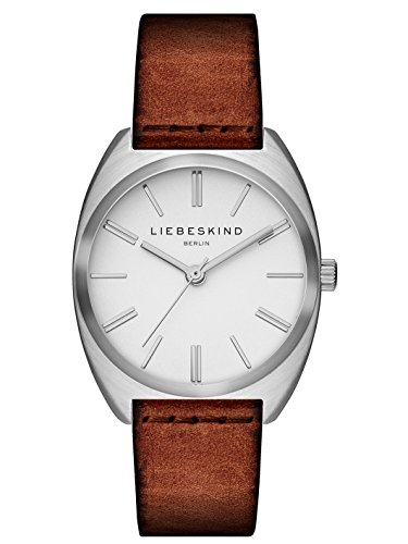 Liebeskind Berlin Damen-Armbanduhr Vegetable Analog Quarz Leder LT-0059-LQ