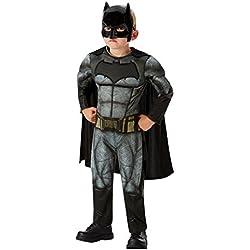 Rubie's Authentique déguisement Batman de luxe La Ligue des Justiciers pour enfant