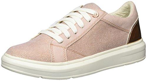 s.Oliver 23617, Sneakers Basses Femme Rose (ROSE COMB 592)