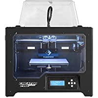 Flashforge® 3D Printer Creator Pro Dual Extruder Printer with Optimized Build Plate and Upgraded Spool Holder preiswert
