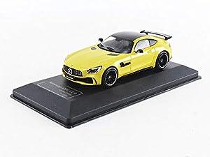 CMR SP43003CMR - Coche en Miniatura de colección, Color Amarillo y Negro