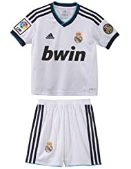 REAL MADRID Home 2012/2013 Junior Football Mini Kit