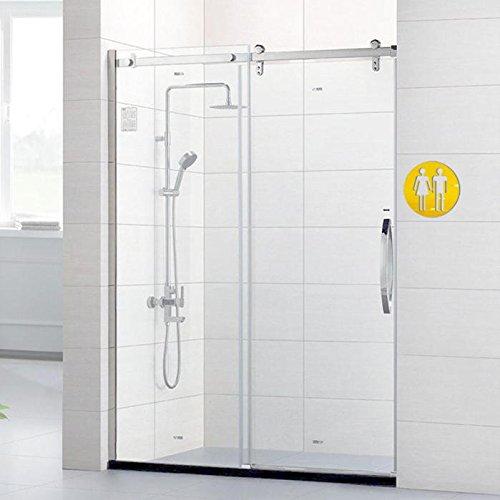 Zegeey Wc 3D Moderne acryl große Home Decor Spiegel wandaufkleber DIY