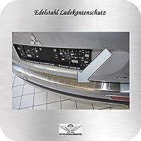 Chrom Ribs Avisa 2//51011 Spiegelschwarz Edelstahl Hecksto/ßstangenschutz Mitsubishi Outlander III Facelift 2015