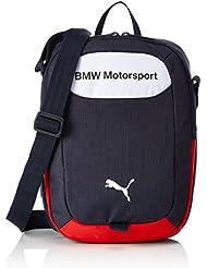 c8b7eca30dec8 PUMA BMW Motorsport Portable Umhängetasche Team Blue White