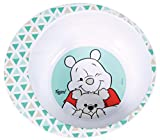 Tigex Winnie the Pooh crockery Toddler cutlery set Multicolore Polipropilene (PP)