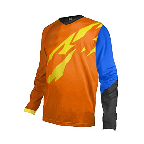 Uglyfrog Designs Adulto Bike Wear Cycling Sports Ciclismo MTB Magliette Uomo Downhill/Motorcycle Jersey Mountain Bike Shirt Manica Lunga