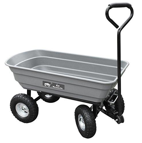 Haemmerlin 4x4 Garden - Chariot de jardin 75 L