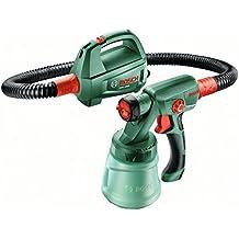 Bosch PFS 1000 - Sistema de pulverización de pintura (410 W, 240 V) color verde