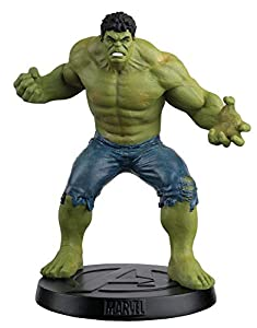 Eaglemoss- Marvel Movie Collection Los Vengadores Estatua Hulk, Multicolor (EAMOMMFRWS006)