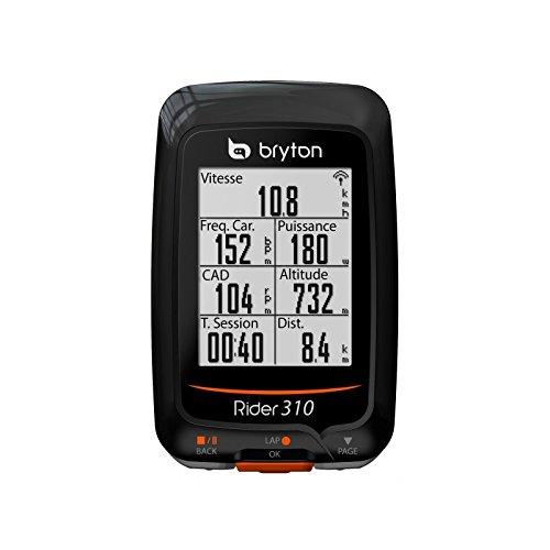 Bryton Rider 310GPS ordenador Ciclismo