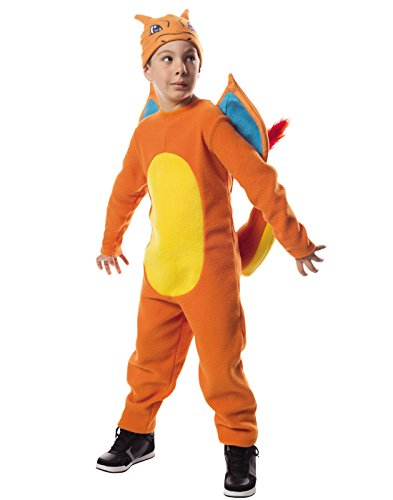 Rubies Pokemon Charizard Jumpsuit Costume M