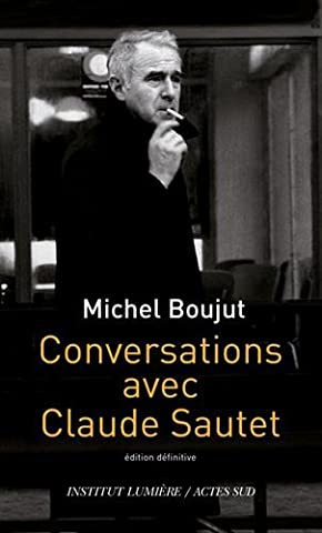 Bertrand Tavernier Livre - Conversation avec Claude
