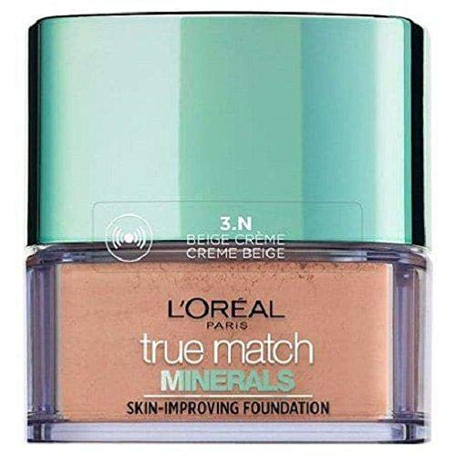L'Oreal True Match Minerals Skin-Improving Foundation N3 Beige Creme