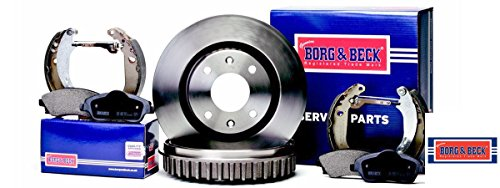 Borg & Beck BBP2028 Kit pastiglie Freno