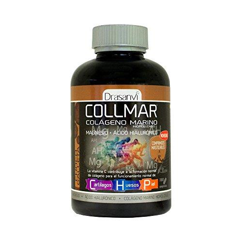 Collmar comprimidos masticables colágeno marino hidrolizado sabor CHOCO-GALLETA