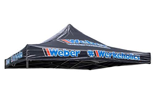 Dachplane für #Werkeholics Easy-Up Zelt 3 x 3 m