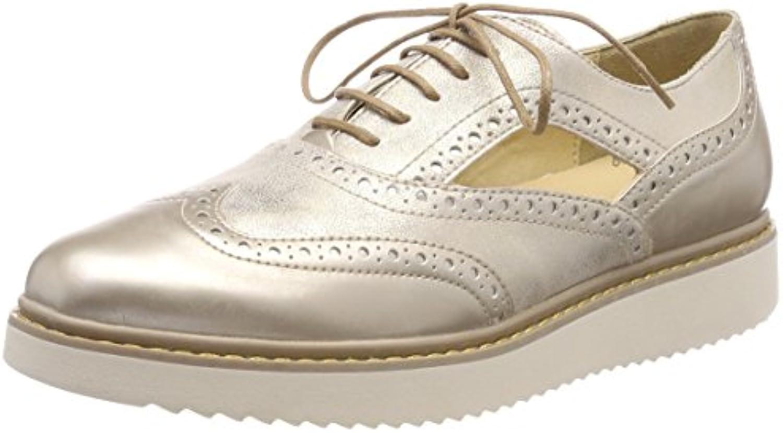 Geox Damen D Thymar A Oxfords 2018 Letztes Modell  Mode Schuhe Billig Online-Verkauf