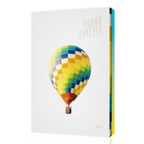 Price comparison product image BTS - [EPILOGUE : YOUNG FOREVER] In The Mood For Love Special Album DAY ver. 2CD+POSTER+112p Photo Book+1p Polaroid Card K-POP Sealed