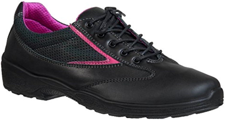Ejendals 1122 – 36 – Taglia 36  JALAS Stella 1122  sicurezza scarpe basse, Coloreeee  nero rosa | Benvenuto  | Uomo/Donne Scarpa