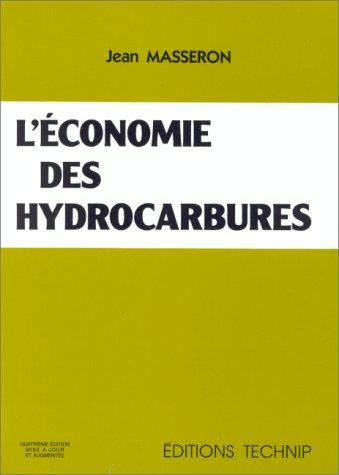 L'économie des hydrocarbures