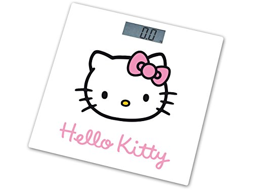 Beper HK-B90042 Bilancia Elettronica Hello Kitty