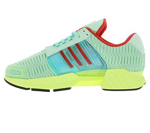 adidas Herren Climacool 1 Schuhe frozen green-semi frozen yellow-core red (BA7158)