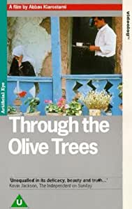 Through The Olive Trees [VHS] [1996]
