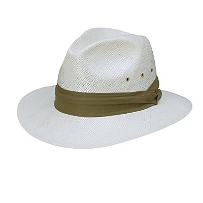 UV Safari hat toyo for Men from Dorfman Pacific - Kaki