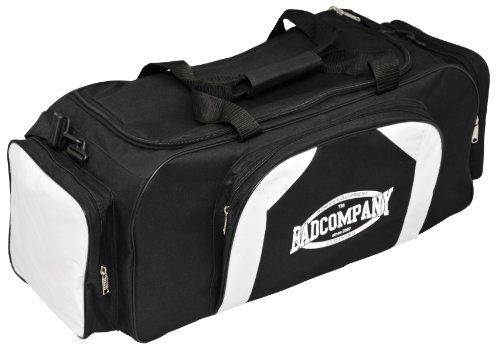 Preisvergleich Produktbild Bad Company Boxing Sporttasche schwarz - Fitness Tragetasche black 70x33x30cm