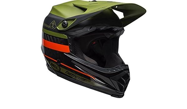 Bell Full-9 LTD Fasthouse Matte Gloss Olive Black Orange Full Face Mountain  Bike Helmet Size Xlarge XXlarge  Amazon.co.uk  Clothing 6d65cdad3