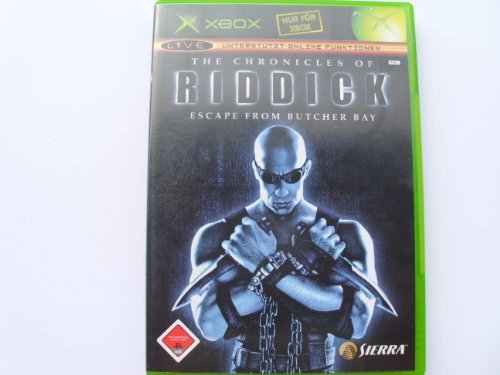 Riddick - Escape from Butcher Bay (Xbox Classics) (Riddick Butcher Bay)