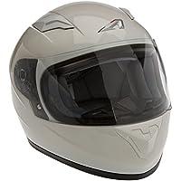 Astone Helmets gt2 km-whl casco Moto Integral GT Kid Gloss, Color blanco brillante